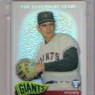 2005 TOPPS PRISTINE GAYLORD PERRY GIANTS UNCIRCULATED REFRACTOR #'D240/549!