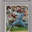 1979 TOPPS BURGER KING STEVE CARLTON PHILLIES CARD GRADED FGS 9.5!