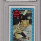 1971 KELLOGGS DICK DIETZ 3-D SUPERSTARS CARD GRADED FGS 10!