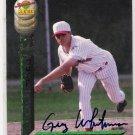 1994 SIGNATURE ROOKIE GREG WHITEMAN SIGNATURE ROOKIE CARD