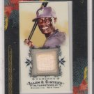 2009 TOPPS ALLEN & GINTER'S MIKE CAMERON BREWERS BAT CARD