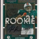 2008 PLAYOFF CONTENDERS JALEN PARMELE DOLPHINS ROOKIE AUTOGRAPHED CARD