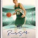 2005 UPPER DECK SP ROBERT SWIFT SUPERSONICS ROOKIE AUTO CARD #'D 281/1499!