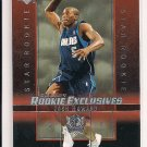 2003-04 UPPER DECK JOSH HOWARD ROOKIE EXCLUSIVES RC