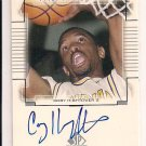 2000 UD SP CORY HIGHTOWER TOP PROSPECTS FIRST IMPRESSIONS AUTOGRAPHED CARD