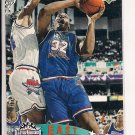 1992-93 UD SHAQUILLE O&#39;NEAL ALL STAR CARD