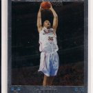 2007-08 TOPPS CHROME HERBERT HILL 76ER'S ROOKIE CARD