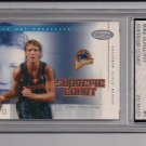 2002 HOOPS HOT PROSPECTS MIKE DUNLEAVY WARRIORS SUPREME COURT CARD GRADED FGS 10!