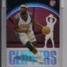 2003 TOPPS PRISTINE ELTON BRAND CLIPPERS UNCIRCULATED REFRACTOR CARD #'D 110/149!
