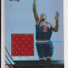 2004-05 TOPPS JERSEY EDITION EDDY CURRY BULLS GAME-WORN JERSEY CARD