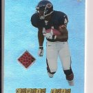 1999 EDGE ODYSSEY CURTIS ENIS BEARS GAME GEAR BALL CARD