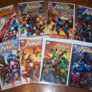 NEW AVENGERS MILITARY LOT 1,2,3,4,5,6,7, AND 8-NEVER READ!