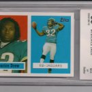 2006 TOPPS MAURICE DREW TURN BACK THE CLOCK CARD GRADED BCCG 10!