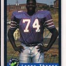 1992 CLASSIC DRAFT PICKS LARRY THARPE AUTOGRAPHED CARD