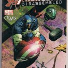 THE AVENGERS #503 DISASSEMBLED BENDIS (2004)-NEVER READ!