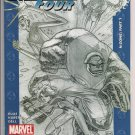 ULTIMATE FANTASTIC FOUR #13 (2005) SKETCH COVER VARIANT