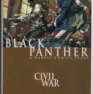 BLACK PANTHER #23 CIVIL WAR TURNER COVER (2007)