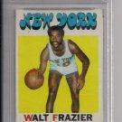 1971 TOPPS WALT FRAZIER KNICKS CARD GRADED FGS 10!