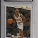 2005 TOPPS CHROME DANIEL EWING CLIPPER ROOKIE CARD GRADED FGS 10!
