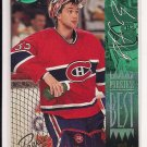 1994-95 PARKHURST PATRICK ROY PARKIES BEST GOLD PARALLEL