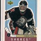 1999-00 UPPER DECK RETRO DOMINIK HASEK SABRES CARD