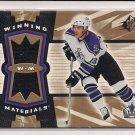 2006-07 SPX MIKE CAMMALLERI WINNING MATERIALS JERSEY CARD