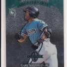 1997 LEAF LIMITED GARY SHEFFIELD/RON GANT COUNTERPARTS CARD