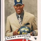 2005-06 TOPPS DANNY GRANGER INDIANA ROOKIE CARD