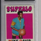 1971 TOPPS MIKE DAVIS BRAVES CARD GRADED FGS 9.5!