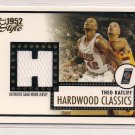 2005-06 TOPPS STYLE 1952 THEO RATLIFF BLAZERS HARDWOOD CLASSICS JERSEY CARD