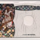 2006-07 BOWMAN ELEVATION CHAUNCEY BILLUPS BOARD OF DIRECTORS RELIC JERSEY #'D 50/99!