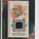2009 TOPPS ALLEN & GINTER'S B.J. UPTON DIAMONDBACKS JERSEY CARD