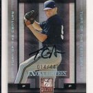 2008 DONRUSS ELITE CODY ADAMS BREWERS ROOKIE AUTO #'D 014/447!