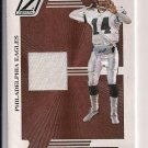 2005 DONRUSS ZENITH A.J. FEELEY EAGLES JERSEY CARD