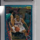 2001 TOPPS CHROME BRANDON ARMSTRONG NETS ROOKIE CARD GRADED FGS 10!