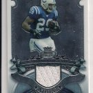 2007 BOWMAN STERLING JOSEPH ADDAI COLTS JERSEY CARD