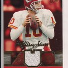 2007 FLEER ULTRA TRENT GREEN CHIEFS ULTRA STARS JERSEY CARD