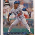 1993 FLEER ULTRA PEDRO MARTINEZ DODGERS ROOKIE CARD