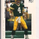 2000 SP AUTHENTIC BRETT FAVRE CARD