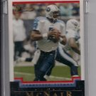 2004 BOWMAN STEVE MCNAIR TITANS UNCIRCCULATED CARD #'D070/165!