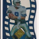 1996 COLLECTOR'S EDGE TROY AIKMAN COWBOYS CRYSTAL CUTS INSERT CARD