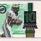 2005 PRESSPASS RODDY WHITE JERSEY CARD #'D 184/700!