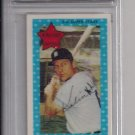 1971 KELLOGGS AL KALINE TIGERS 3-D SUPER STARS CARD GRADED FGS10!