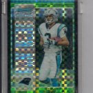 2005 BOWMAN CHROME TAYLOR STUBBLEFIELD PANTHERS UNCIRCULATED GREEN ROOKIE REFRACTOR #'D 33/50!