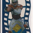 1996 COLLECTORS EDGE ADVANTAGE J.J. STOKES 49ERS CRYSTAL CUTS INSERT CARD