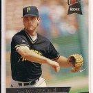 1993 FLEER ULTRA TIM WAKEFIELD PIRATES ROOKIE CARD