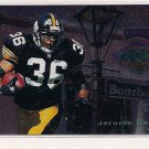 1996 PLAYOFF JEROME BETTIS STEELERS SUPER BOWL PROMO