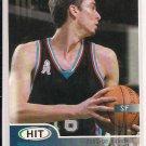 2002 SAGE HIT PAU GASOL LAKERS ROOKIE CARD