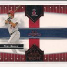 2005 DONRUSS IMPRESSION TROY GLAUS ANGELS RED INSERT #'D 167/250!