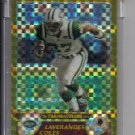 2003 TOPPS CHROME LAVERANUES COLES UNCIRCULATED XFRACTOR #'D 20/101!